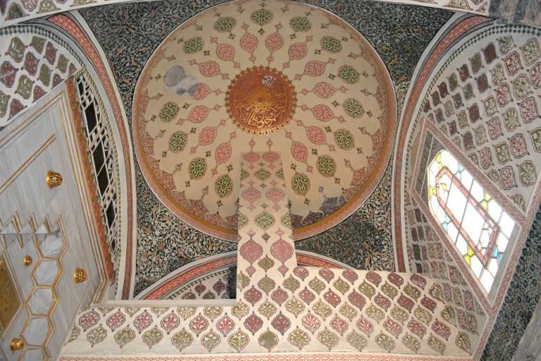 Harem Ceiling