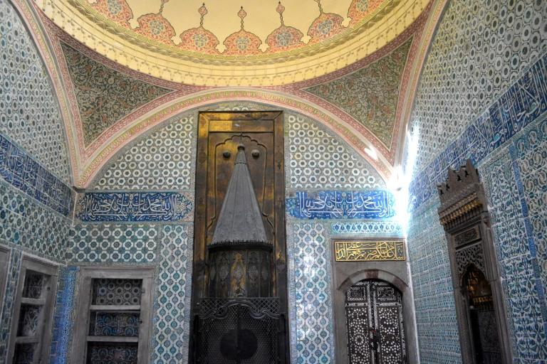 Harem Fireplace