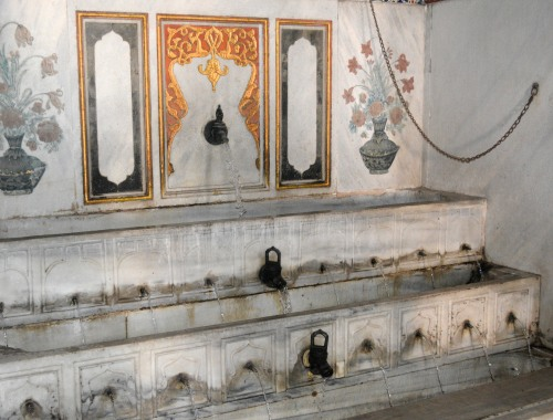 Harem Fountains