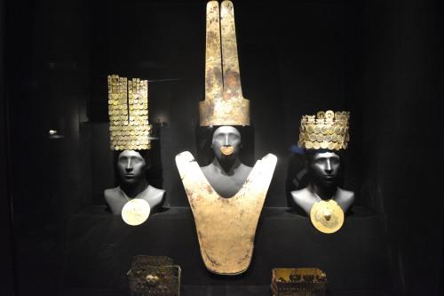 Incan headdresses