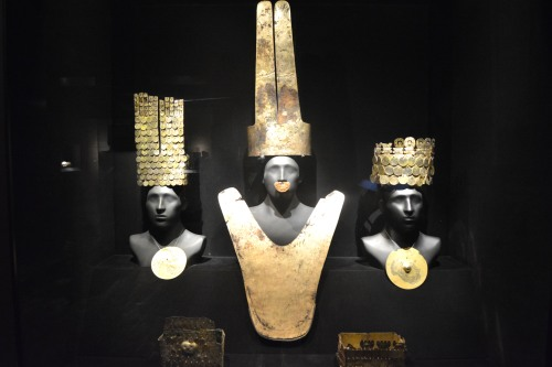 Incan headdresses