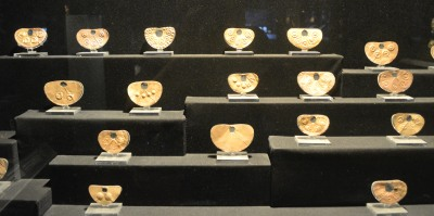 Incan nose rings
